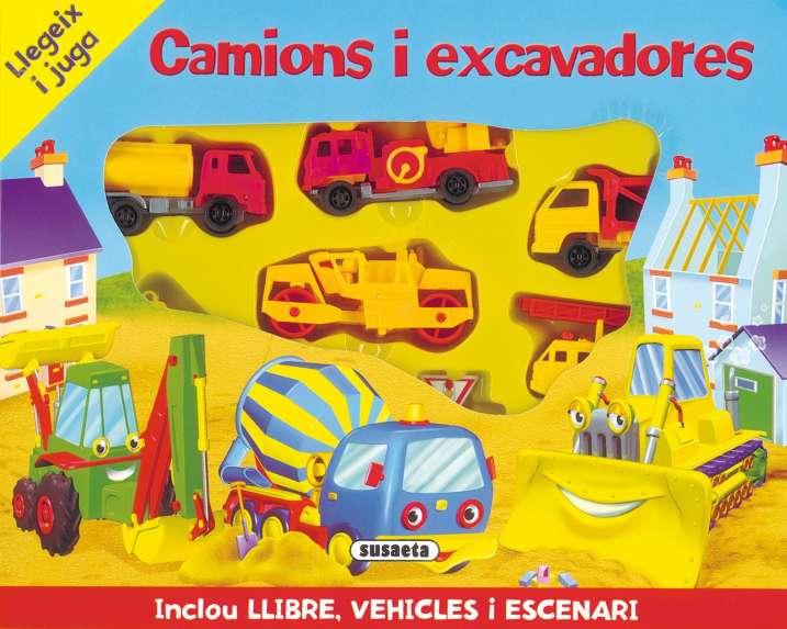 Camions i excavadores