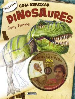 Com dibuixar dinosaures + DVD