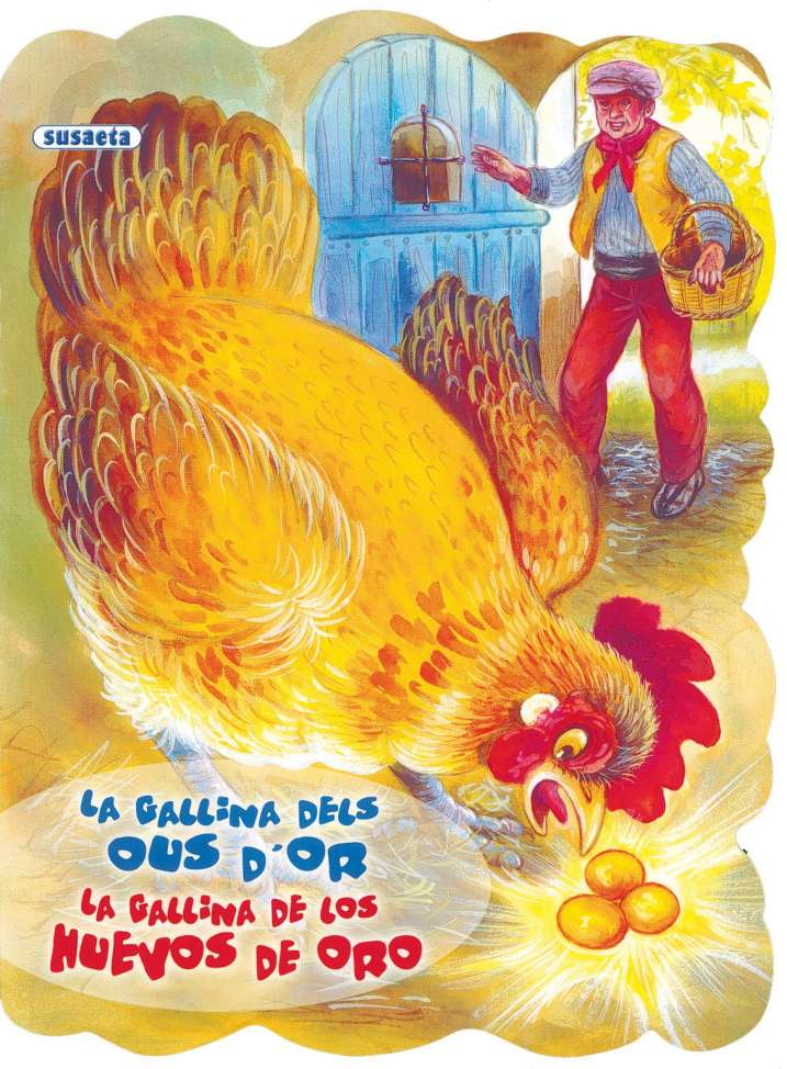 La gallina dels ous d'or
