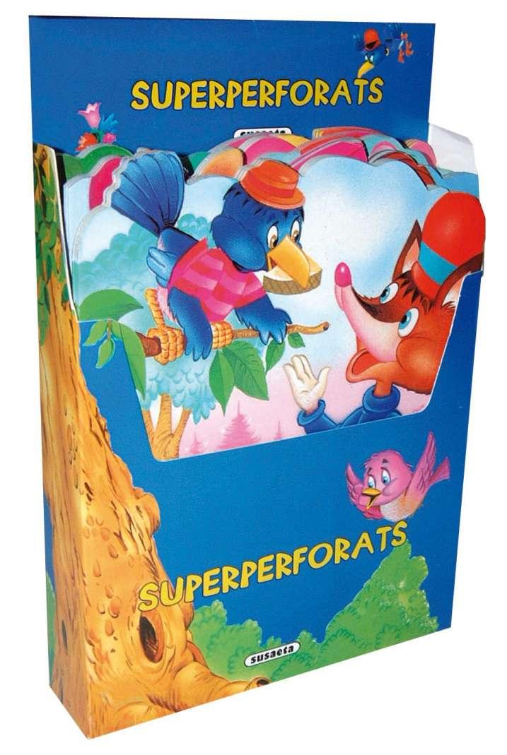 Superperforats (8 títols)