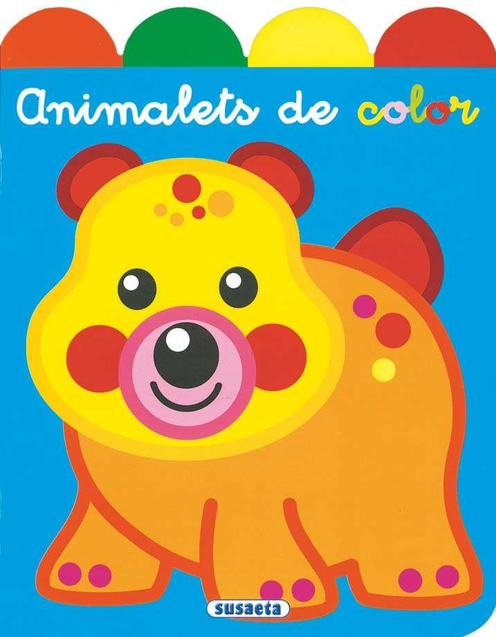 Animalets de color nº 1