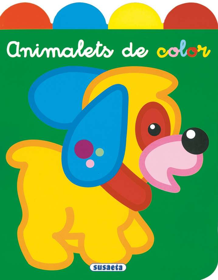 Animalets de color nº 3