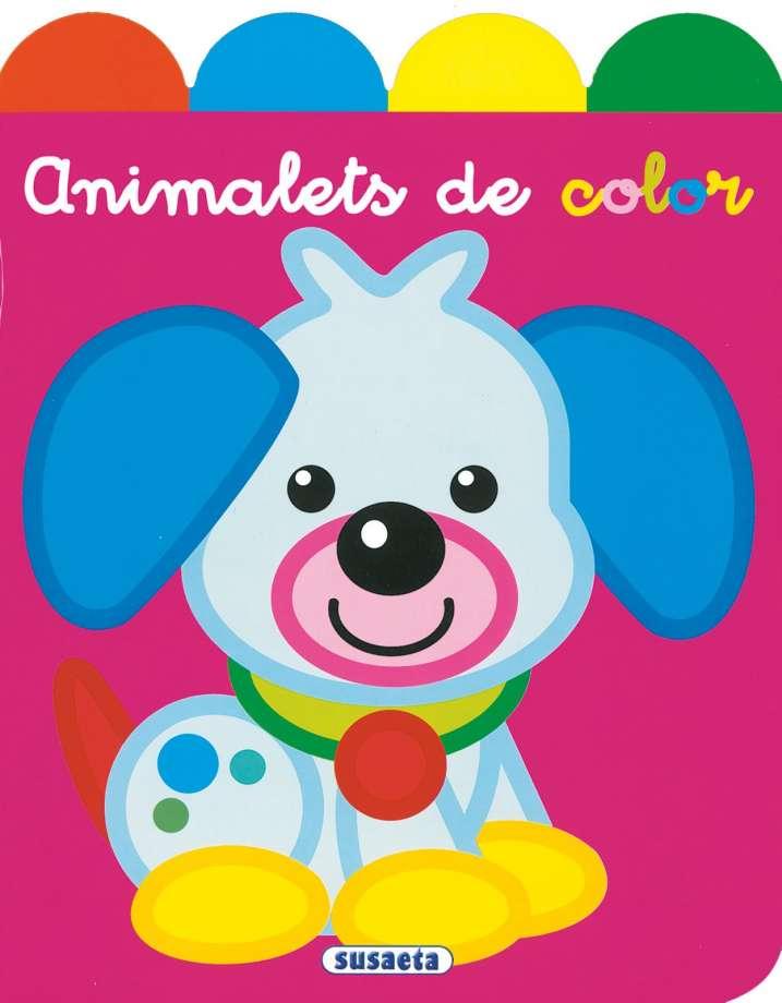 Animalets de color nº 4