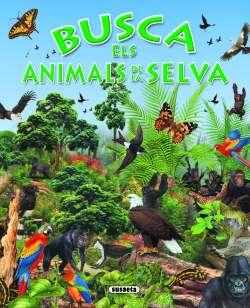 Busca els animals de la selva