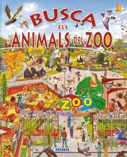 Busca els animals del zoo