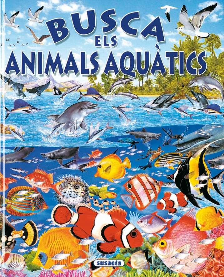 Busca els animals aquàtics