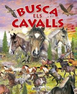 Busca els cavalls i ponis