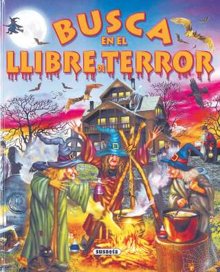 Busca en el llibre de terror
