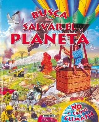 Busca com salvar el planeta