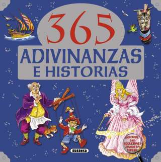 365 adivinanzas e historias