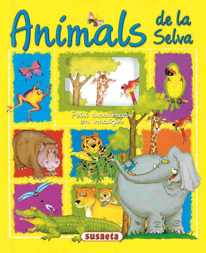 Animals de la selva