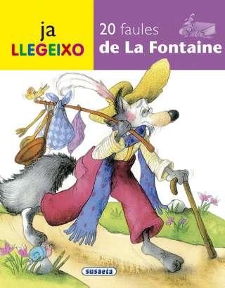 20 Faules de La Fontaine