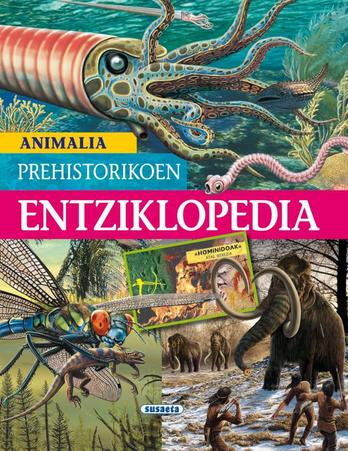 Animalia prehistorikoen...