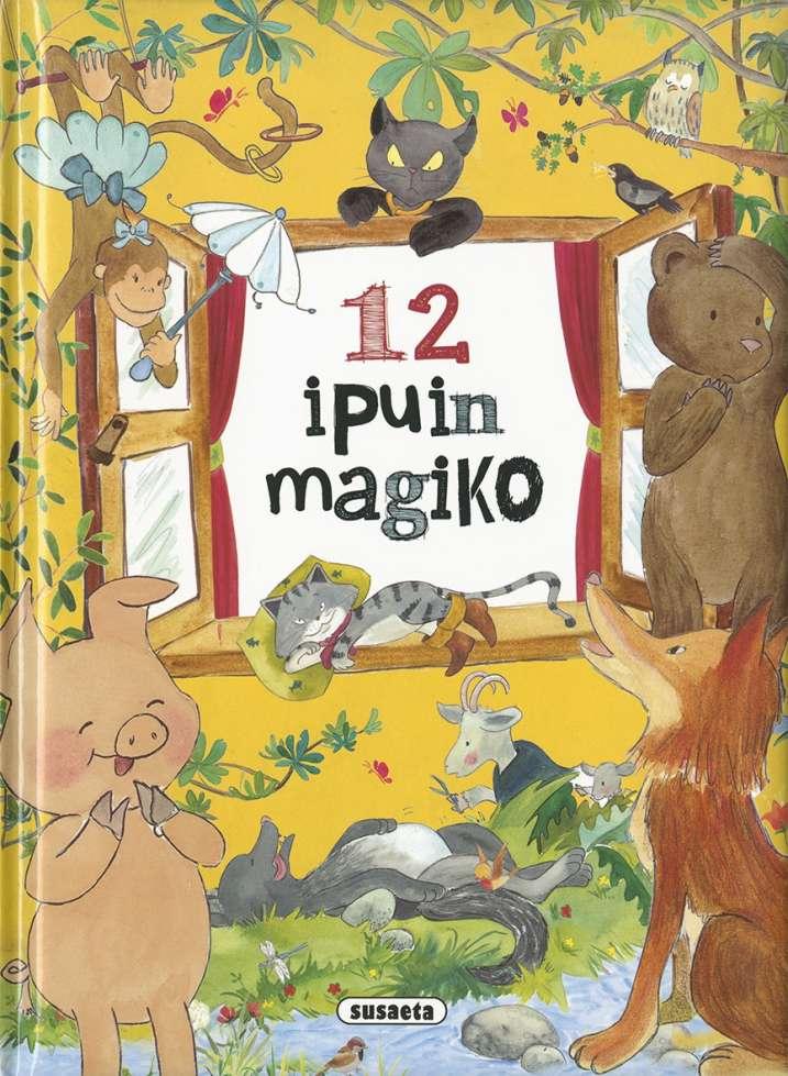 12 ipuin magiko