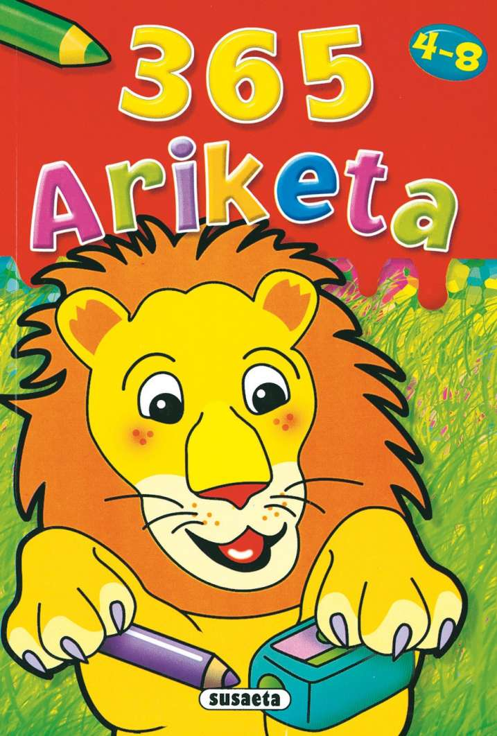 365 Ariketa 4-8