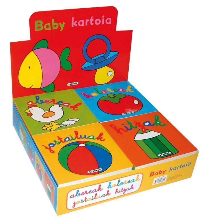 Baby kartoia (4 titulu))
