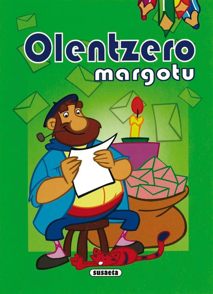 Olentzero margotu