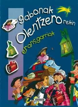 Gabonak Olentzero rekin