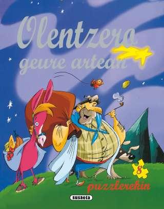 Olentzero geure artean