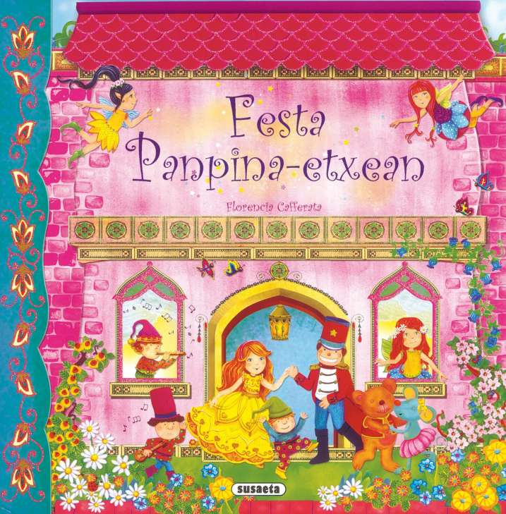 Festa panpina-etxean