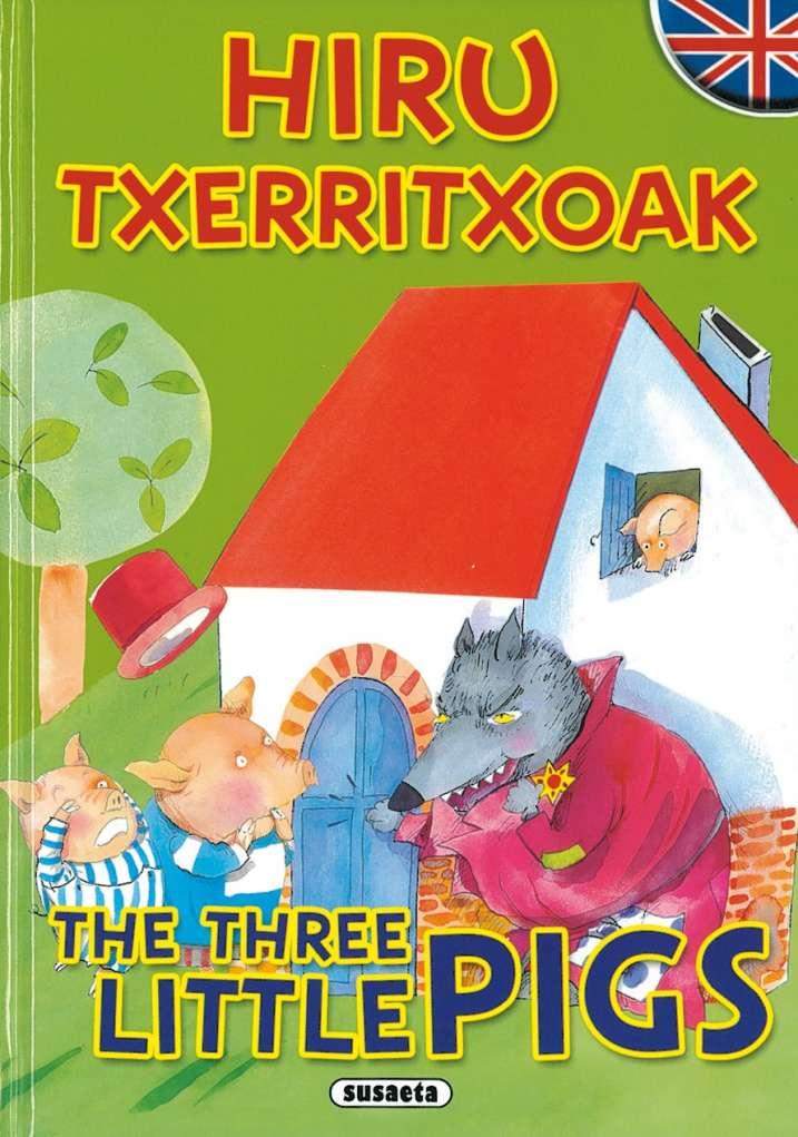 Hiru txerritxoak/The three...