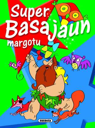 Super Basajaun margotu