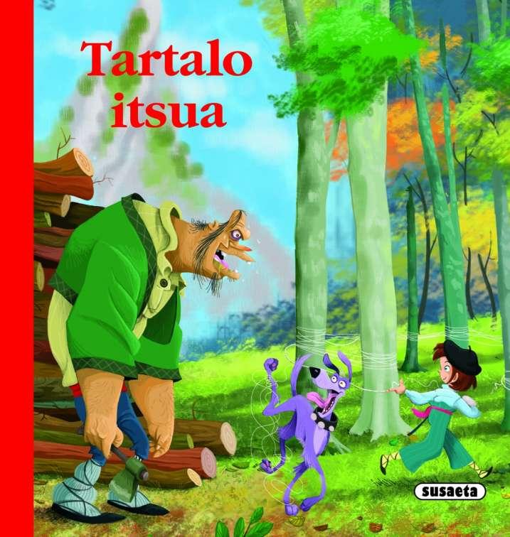 Tartalo itsua