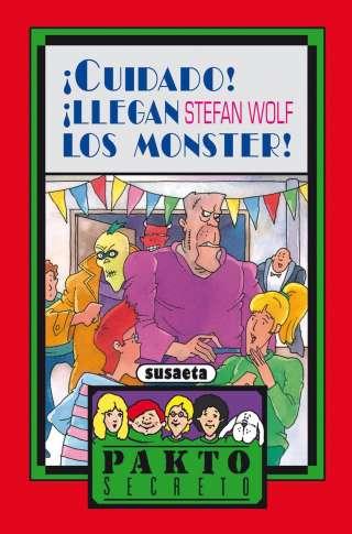 ¡Cuidado! ¡Llegan los Monster!