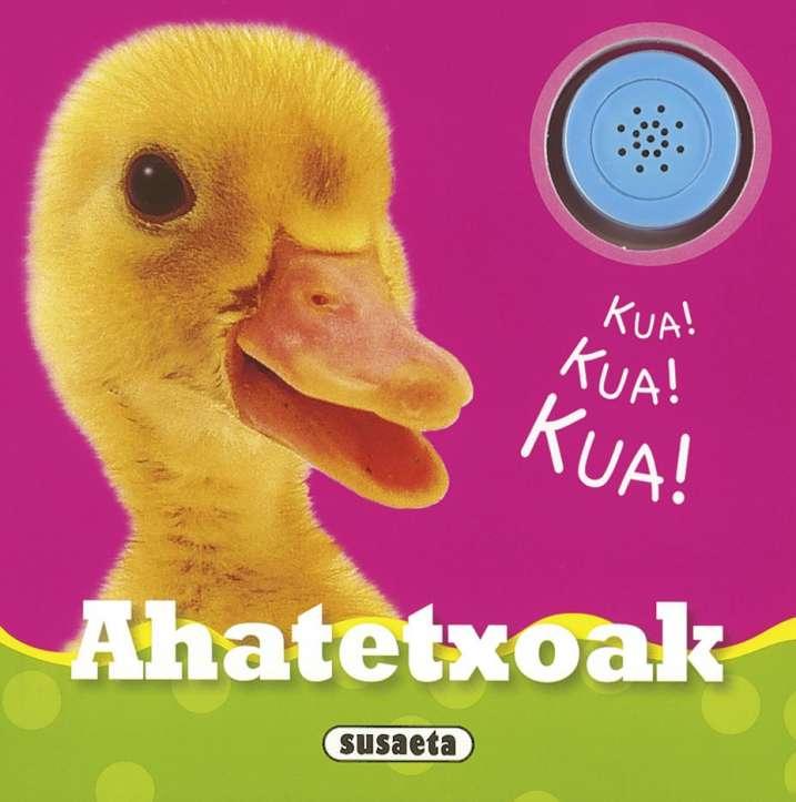 Ahatetxoak