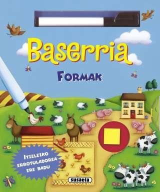 Baserria - formak