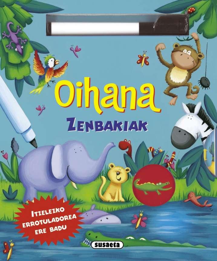 Oihana - zenbakiak