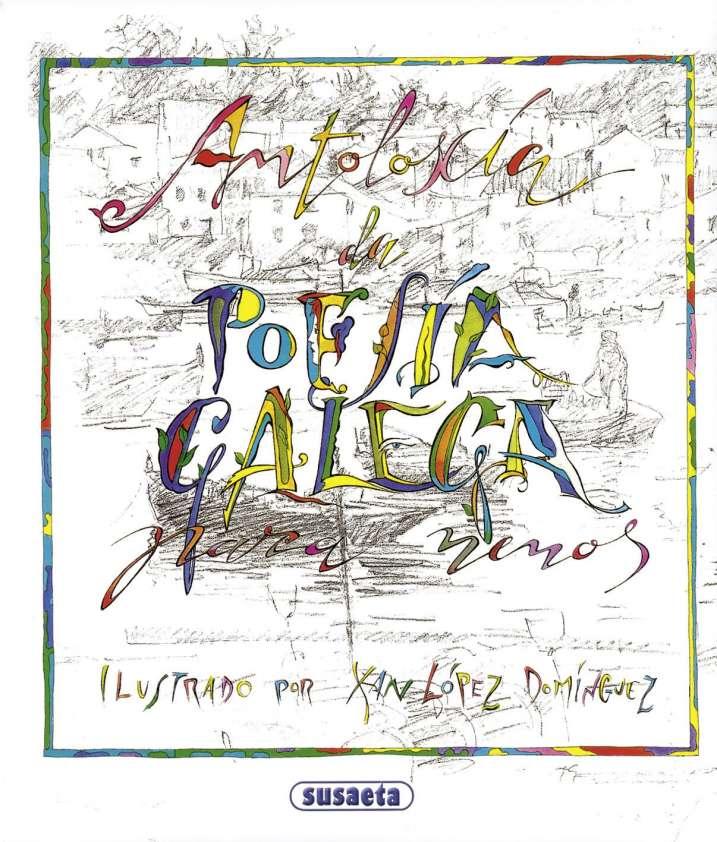 Antoloxía da poesía galega...