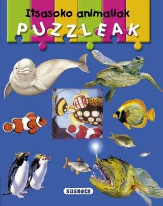 Itasasoko animaliak puzzleak