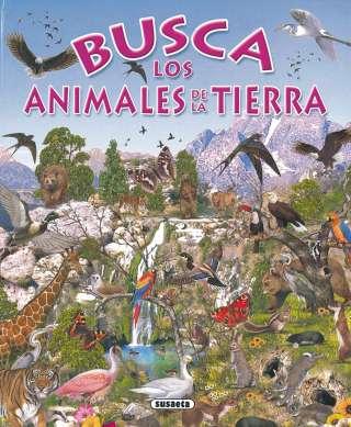 Busca los animales de la...