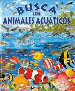 Busca los animales acuáticos