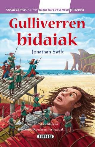 Gulliverren bidaiak