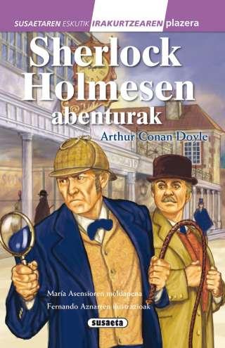 Sherlock Holmesen abenturak