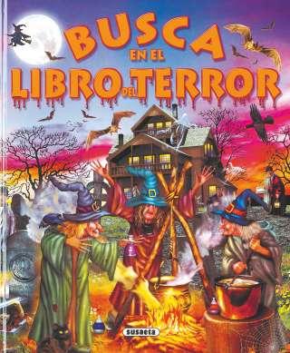 Busca en el libro del terror