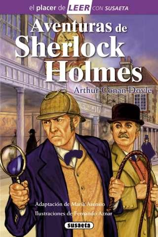 Las aventuras de Sherlock...