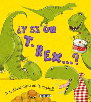 ¿Y si un T. rex...?