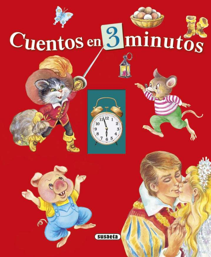 Cuentos en 3 minutos