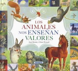 Los animales nos enseñan...