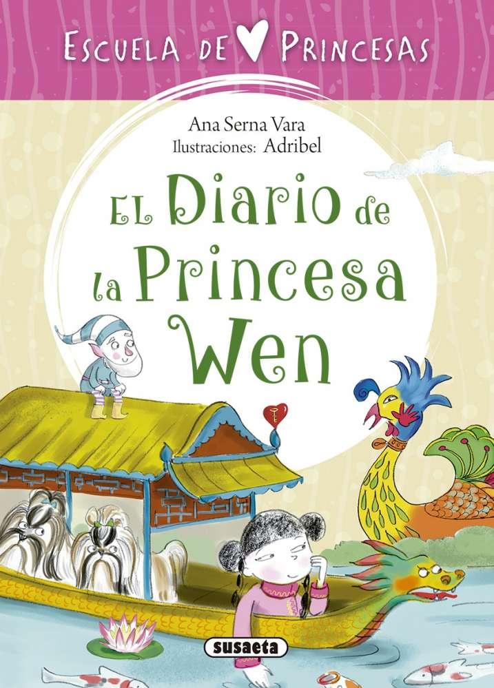 El diario de la princesa Wen