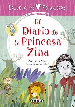 El diario de la princesa Zina