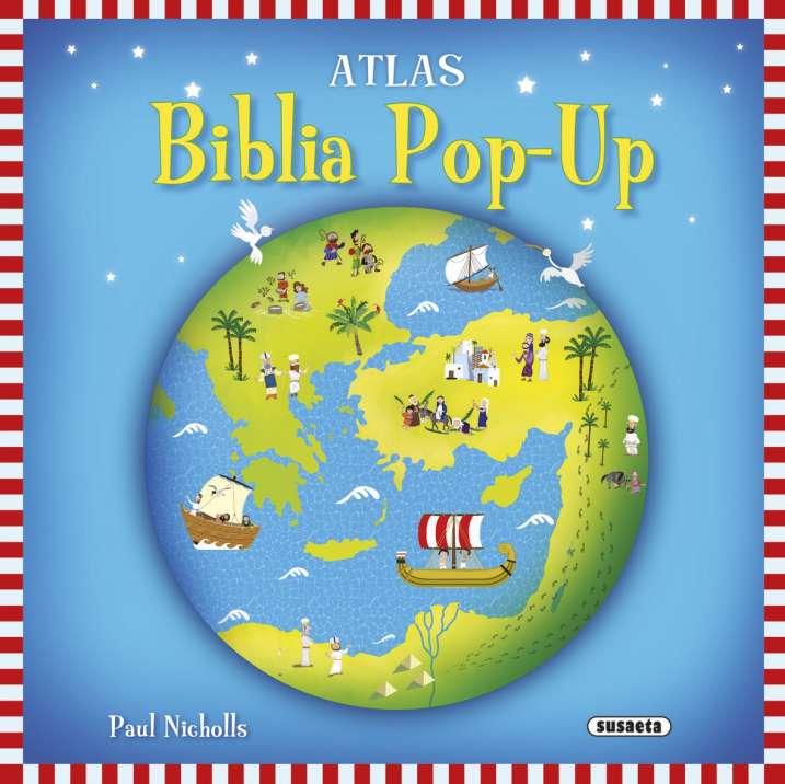 Atlas Biblia pop-up