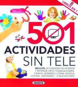 501 actividades sin tele