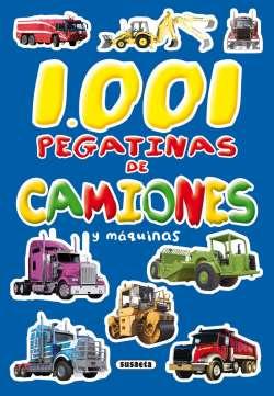 1001 Pegatinas de camiones