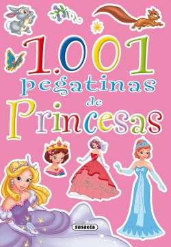 1001 Pegatinas de princesas