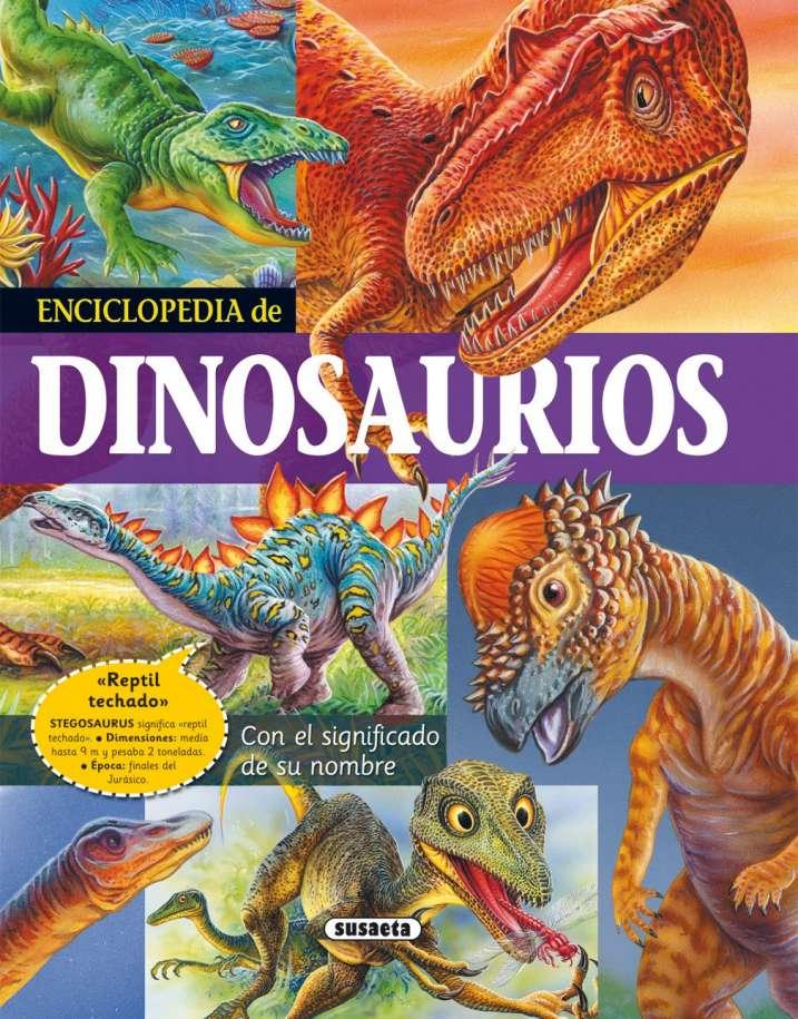 Enciclopedia de dinosaurios