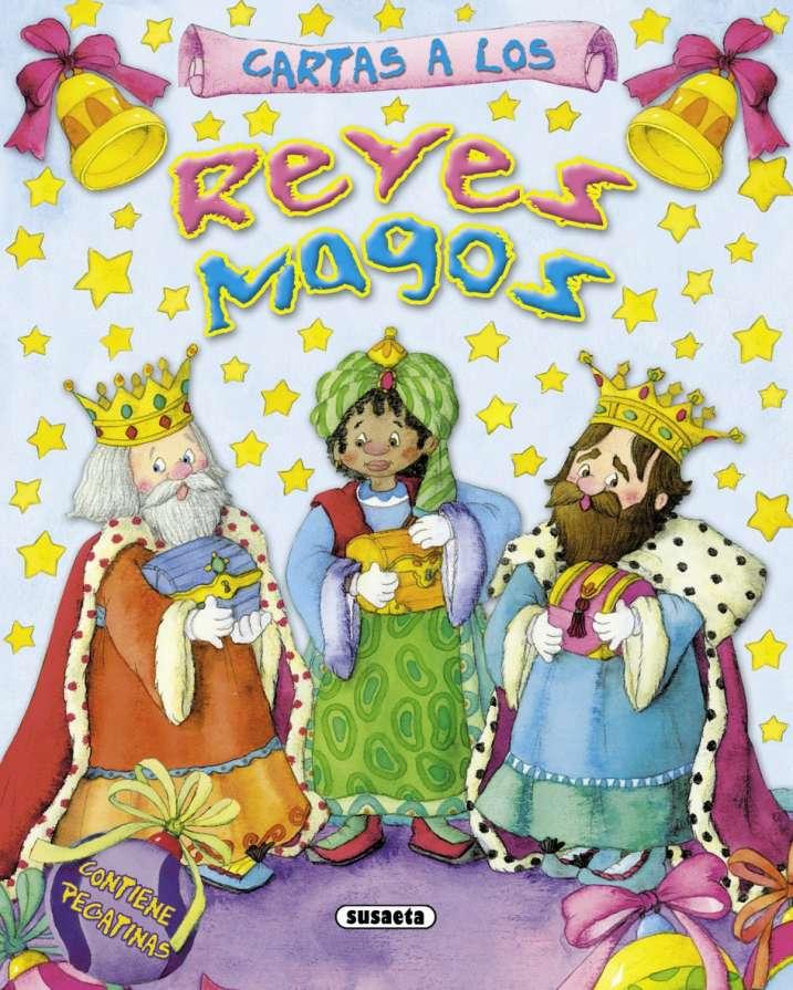 Cartas a los Reyes Magos